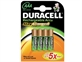 Genopladeligt batteri Duracell StayCharged HR03 AAA MAH 800 Pk/4