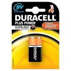 Batteri Duracell MN 1604 9v 6IR61 Plus Power