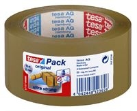 Emballagetape 57177 Tesa Ultra Strong Brun 66mx50mm