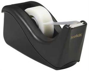 Borddispenser Scotch 3M C60-BK4